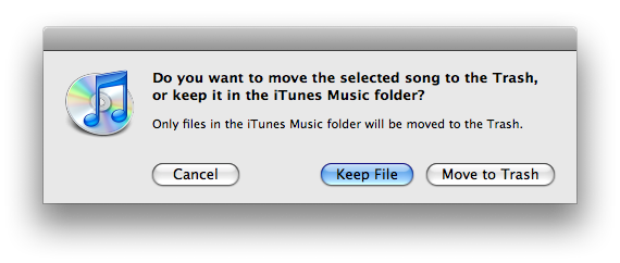how to make itunes automatically add music from folder